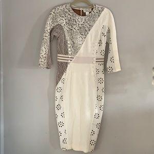 BYRON LARS -SHEATH DRESS